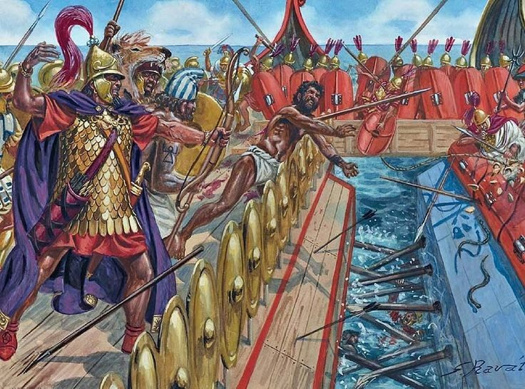 Malta History: The Romans capture Malta