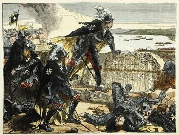 Malta History: Seige of Malta 1565