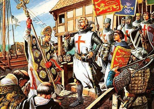 Malta History: The Crusades