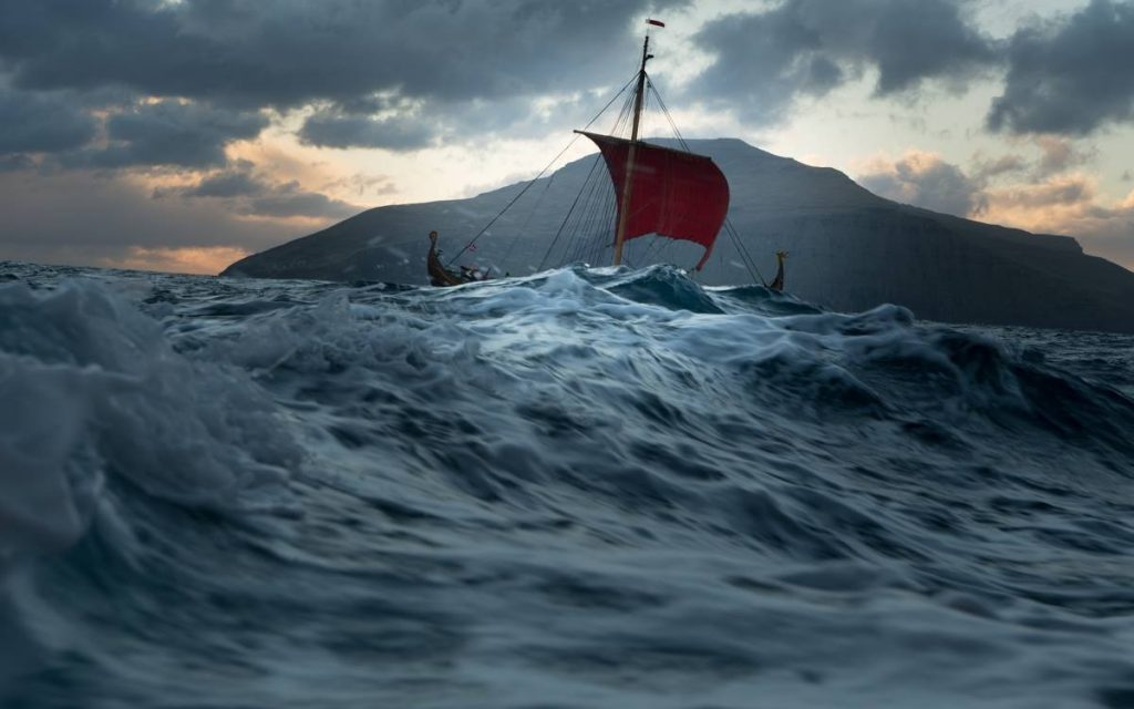 Vikings originally settled the Faroe Islands