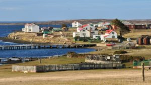 A Brief History of the Falklands