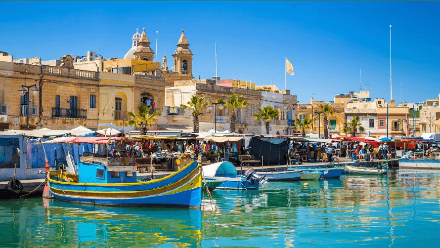 A Brief History of Malta